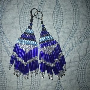 Handmade Native American Earrings
